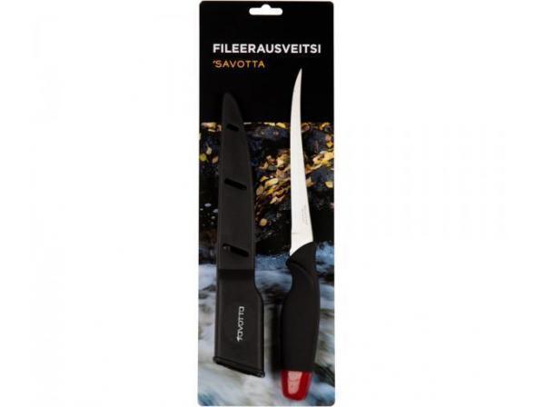 Нож филейный Savotta Fillet Knife