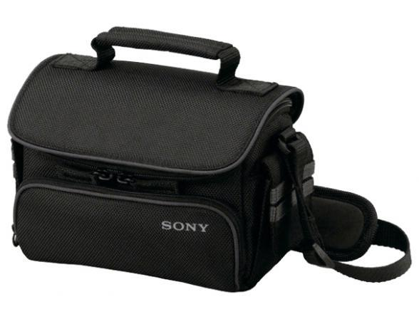 Чехол Sony LCS-U10 черный