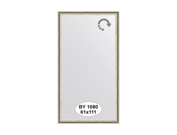 Зеркало в багетной раме EVOFORM мельхиор (61х111 см) BY 1080