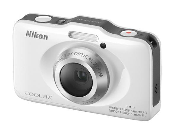 Цифровой фотоаппарат Nikon Coolpix S31