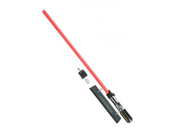 Световой меч Hasbro Darth Vader Force FX lightsaber removable blade