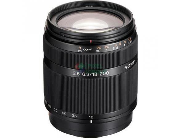 Объектив Sony 18-200mm f/3.5-6.3