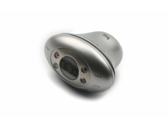 Весы ALCOM Active LS-500 с часами и термометром, ручные для багажа
