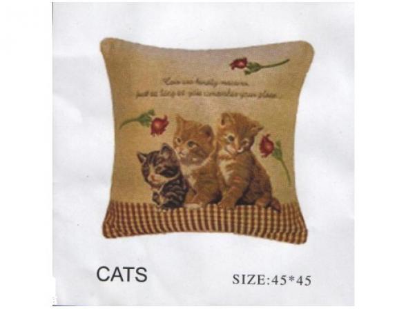 Набор наволочек ARYA Cats 45х45 2 пр.