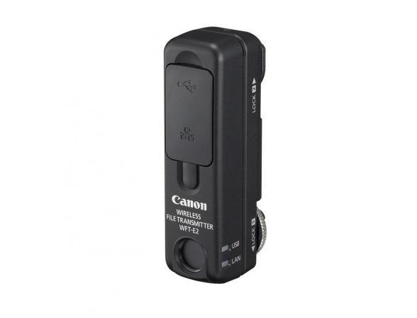 Беспроводной передатчик файлов Canon WFT-E2