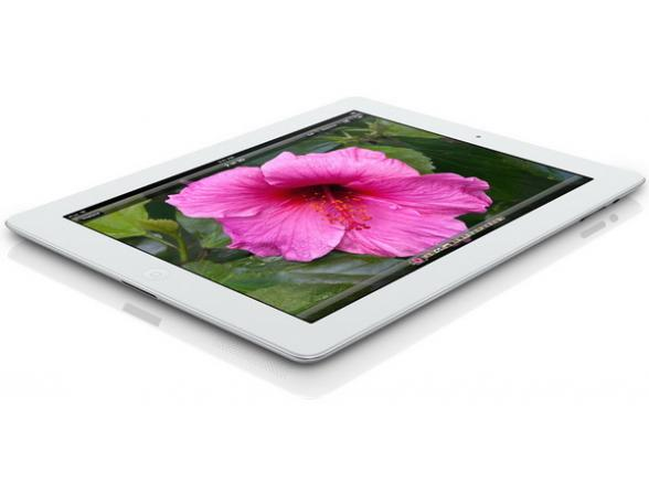 Планшет Apple iPad new 16Gb Wi-Fi  White