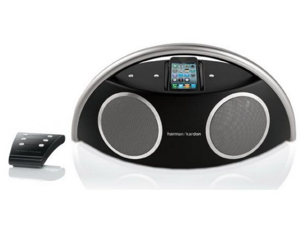 Док-станции для iPod/iPhone/iPad Harman/Kardon Go + Play II BLACK
