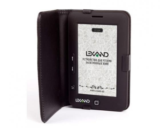 Электронная книга Lexand LT-114
