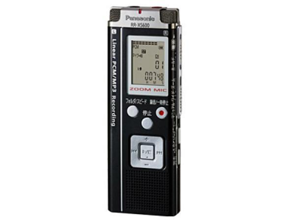 Диктофон Panasonic RR-XS600E-K