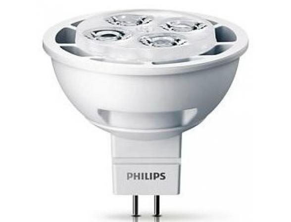 Лампа светодиодная Philips 192848 LED 50W GU5.3 WW 12V MR16 36D ND/4