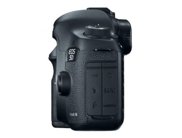 Зеркальный фотоаппарат Canon EOS 5D Mark III Body