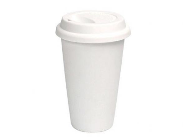 Кофейная чашка KIKKERLAND Хранитель тепла