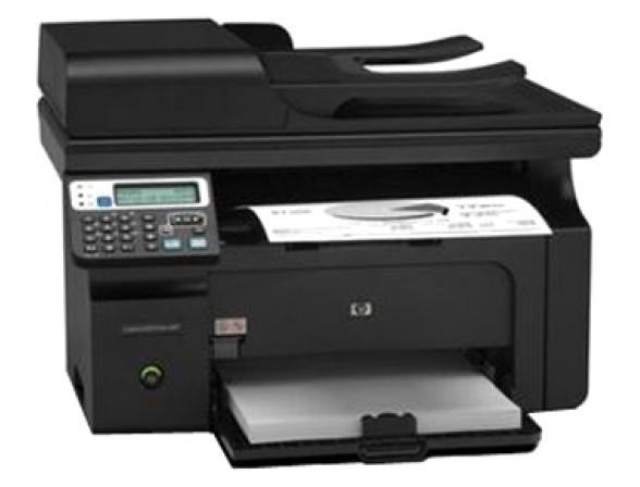 Многофункциональный аппарат HP LaserJet Pro M1217nfw RU