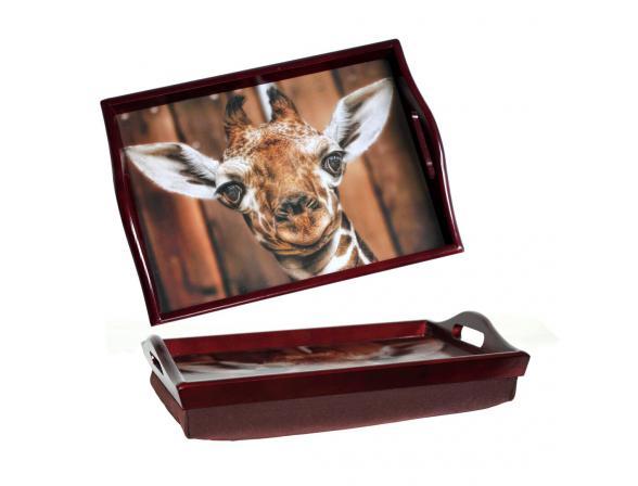 Поднос на подушке Handy Home Жираф