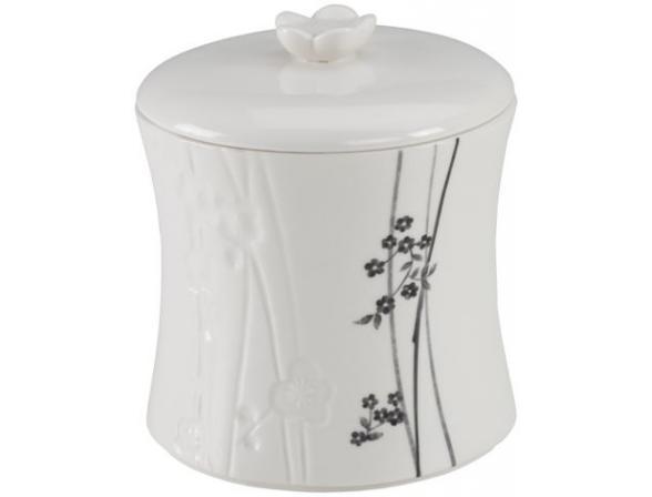 Косметическая емкость с крышкой Creative Bath Blossoms BLS25WH*