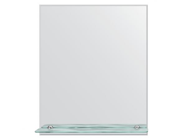 Зеркало с полочкой EVOFORM Attractive BY 0503 (50х60 см)