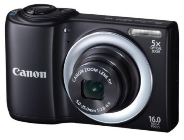 Цифровой фотоаппарат Canon PowerShot A810