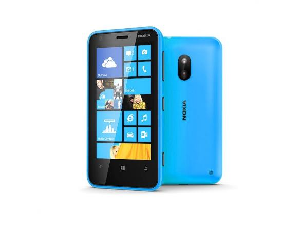 Смартфон Nokia Lumia 620 Blue