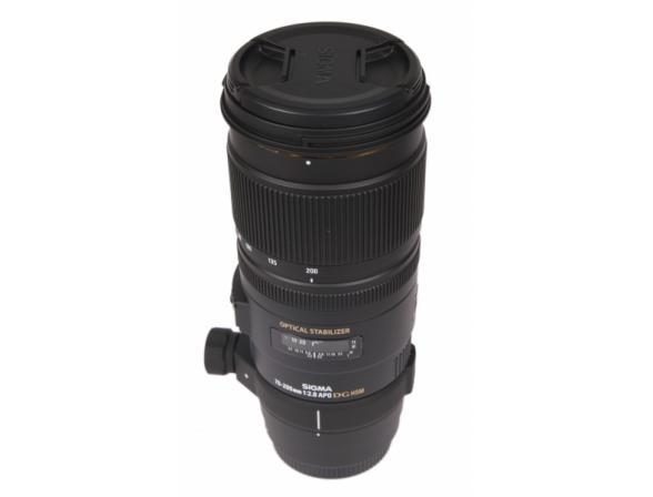 Объектив Sigma AF 70-200mm f/2.8 EX DG OS HSM Canon EF