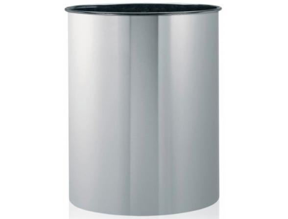 Корзина для бумаг Brabantia (15л) 313387 матовый стальной