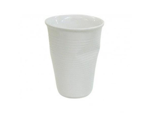 Мятый стаканчик Ceraflame 240 мл белый
