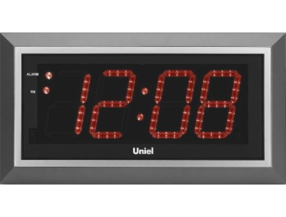 Часы электронные Uniel UTL-11RSl