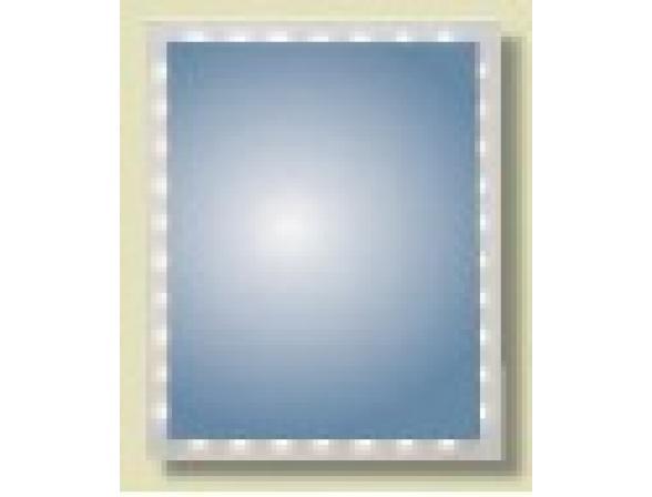 Зеркало с подсветкой Imagolux Фэйм, 80x60см (646470)
