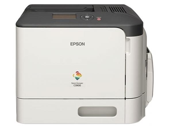Принтер лазерный цветной Epson AcuLaser C3900N