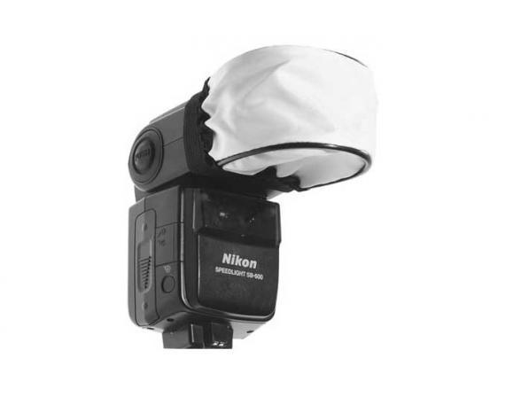 Жесткий диффузор Phottix для вспышки Canon 320EX