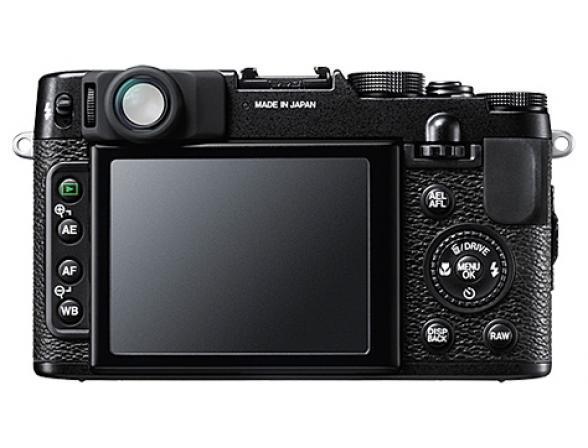 Цифровой фотоаппарат Fujifilm FinePix X10