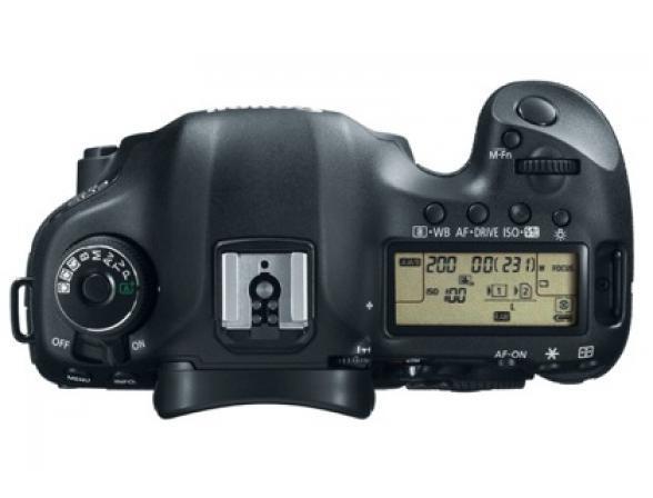 Зеркальный фотоаппарат Canon EOS 5D Mark III Kit 50 f/1.8