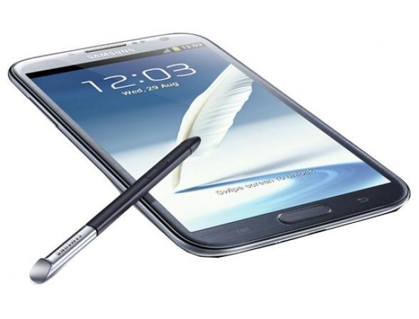 Смартфон Samsung Galaxy Note II 32Gb Titanium GrayGT-N7100