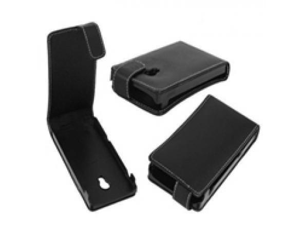 Чехол Clever Case для SE Xperia X10, Black