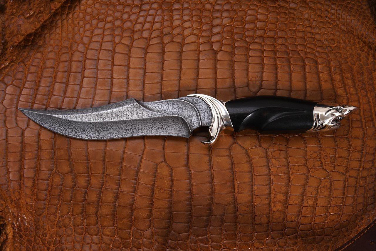 Фото красивейших авторских ножей 5