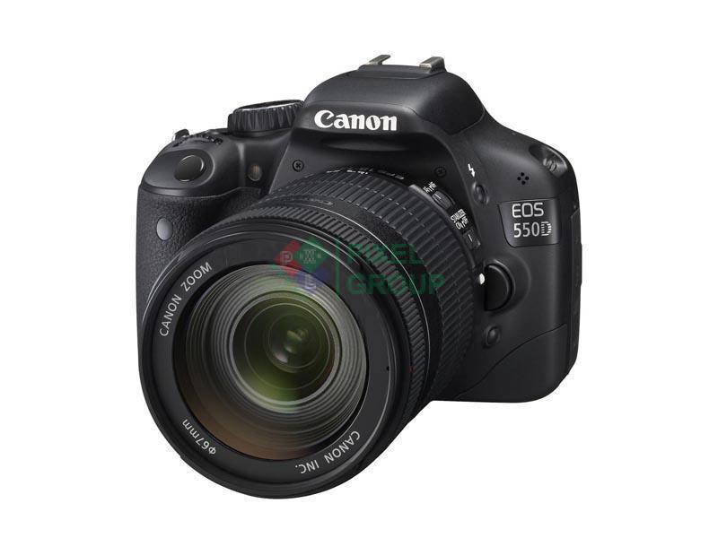 Галерея изображений Canon EOS 550D KIT.