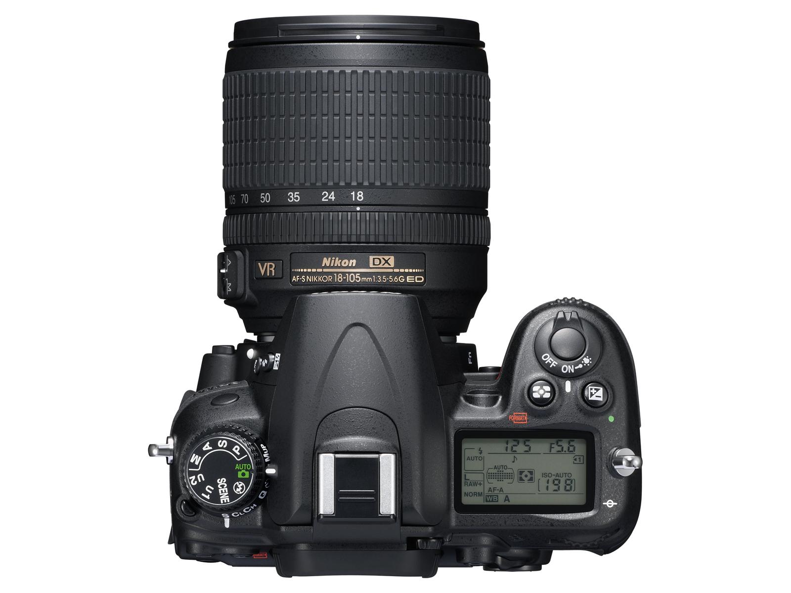 Зеркальный фотоаппарат nikon d5100 kit af s 18