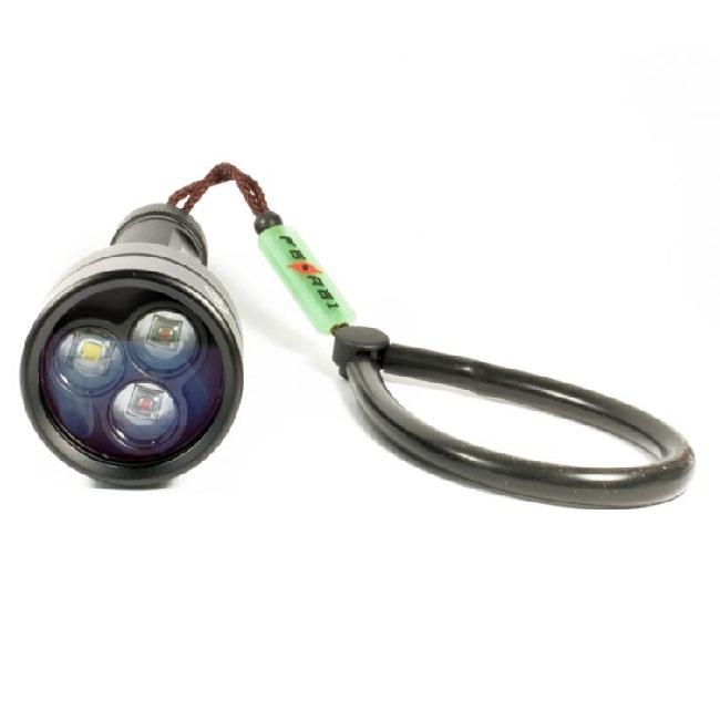 Светодиодный подводный фонарь для подводной охоты