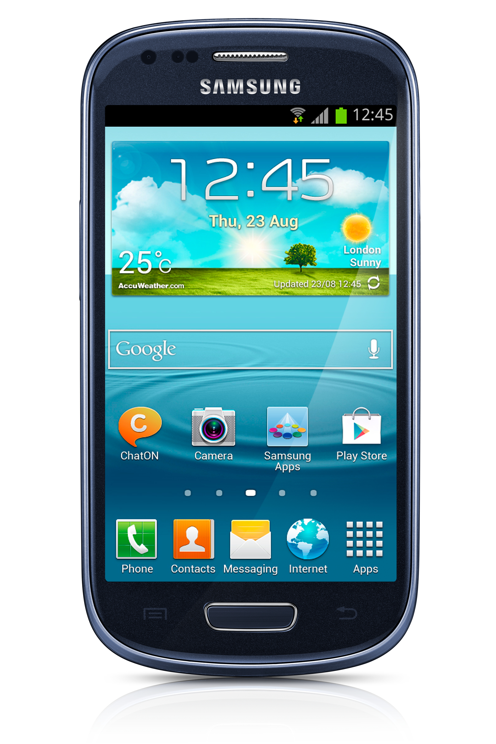 Купить Samsung GT-i8190 Galaxy S3 mini 8Gb Blue.