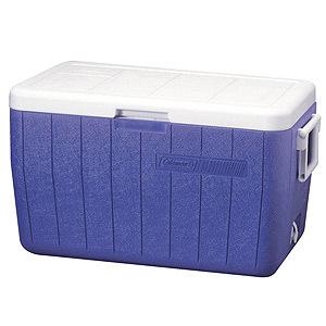 Холодильники и термобоксы.  Изотермический контейнер Coleman 48 QT+ 5...