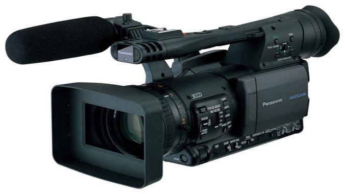 Ремонт видеокамеры Panasonic AG-HMC154ER