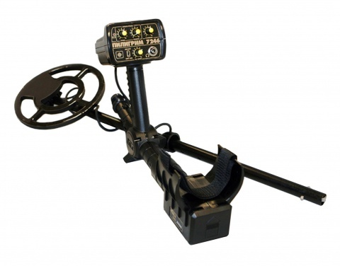 Металлодетектор предназначен для поиска и идентификации металлических предметов в диэлектрических...
