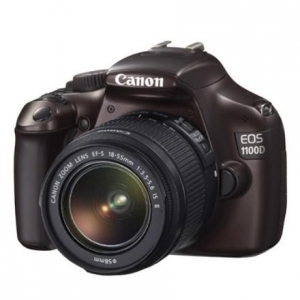 Зеркальный фотоаппарат Canon EOS 1100D Kit 18-55 IS II.