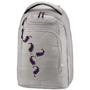 """Рюкзак для ноутбука 15.6  """"aha: botanic """", серый, HAMA."""
